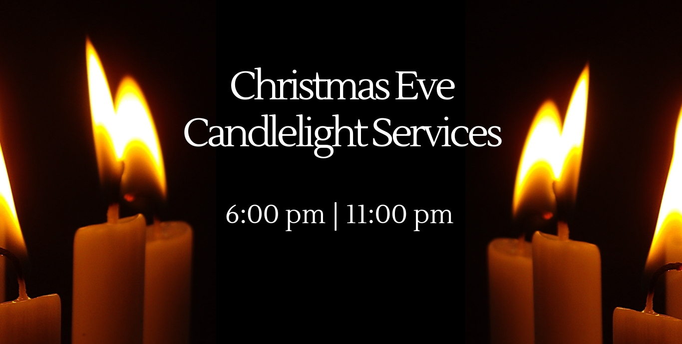 Christmas Eve Candlelight Services 1366×689 web slider