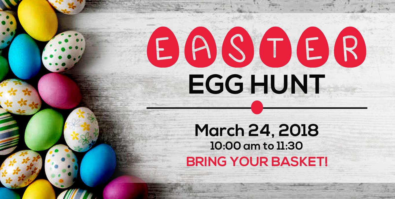 Easter EggHunt-SLIDER