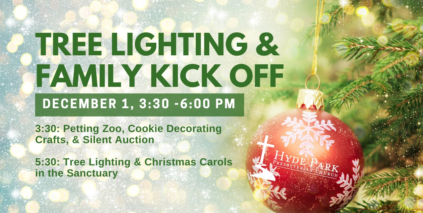 Tree Lighting & Family Kick Off slider