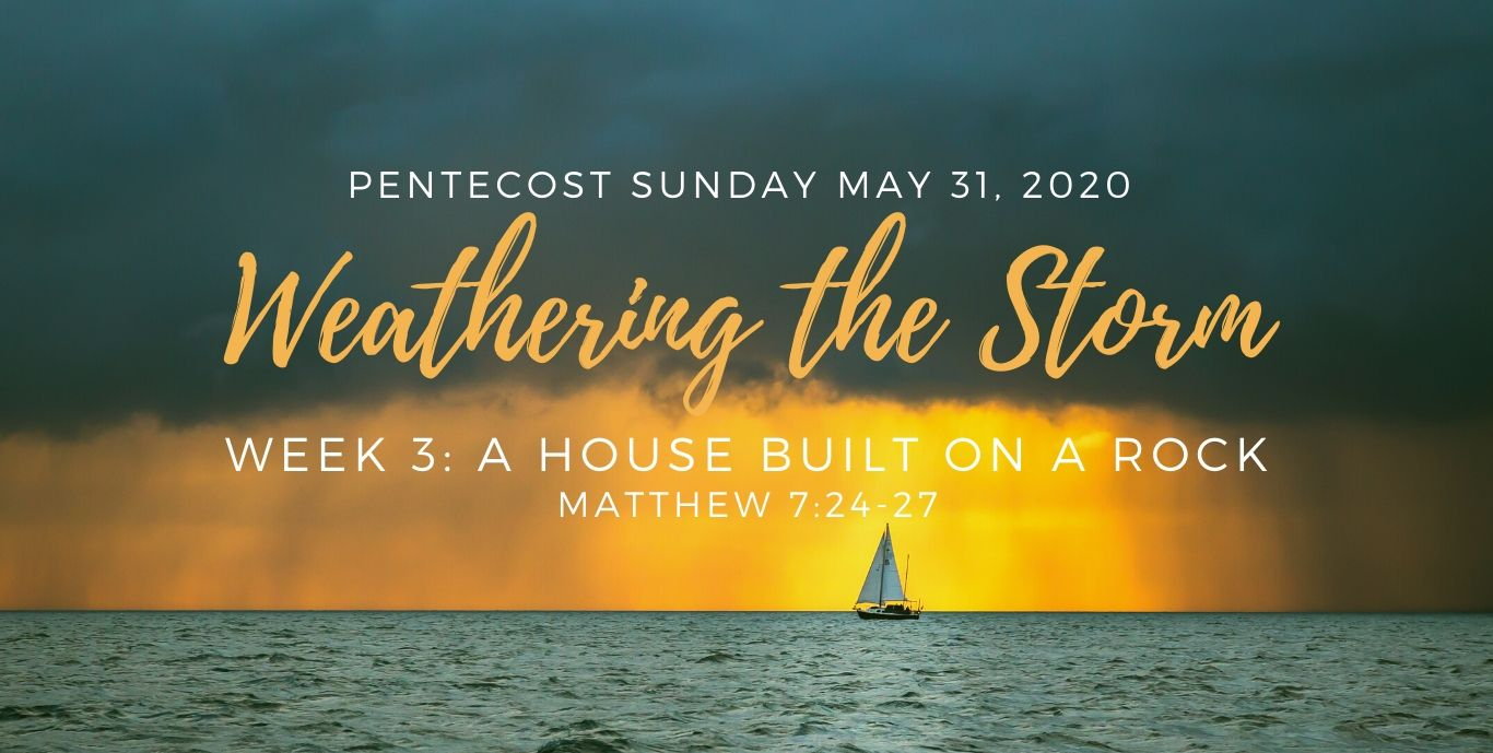 Weathering the storm May 31