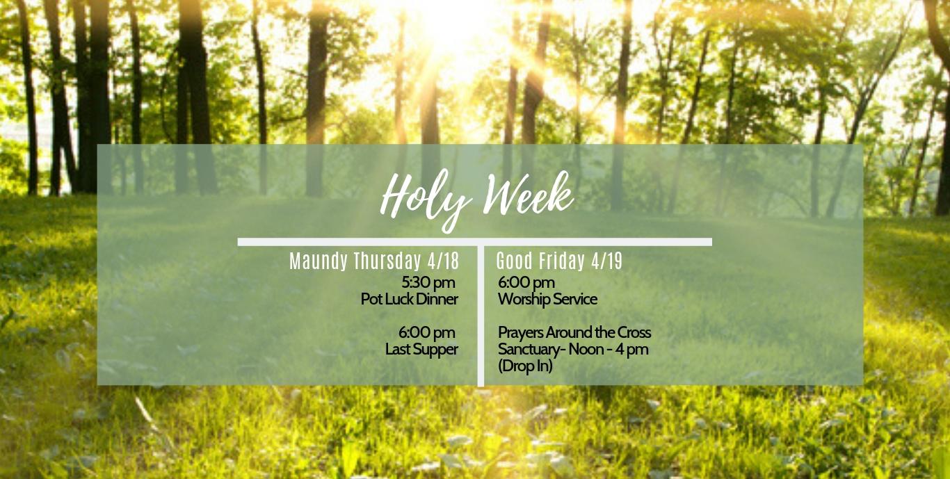 Copy of Holy Week Facebook Post