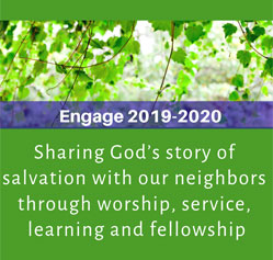 Engage 2019-2020. Catch the VIsion!
