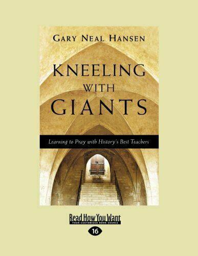 Kneeling with Giants Class