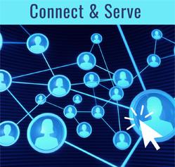 Connect & Serve
